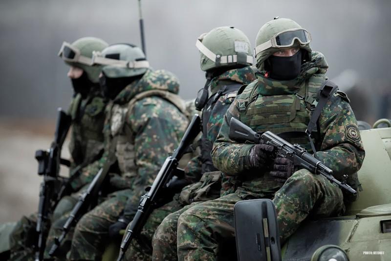 Спецназ ГРУ Элита армейского спецназа России