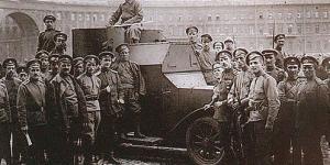 Е.Цыбизов. «О первопричинах и реальном масштабе революции 1917 года» (Что предотвратил  Царь Николай II - Удерживающий)