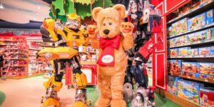 Поле битвы - магазин игрушек