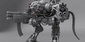 DWN: в третью мировую место солдат займут роботы