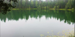 Самое глубокое озеро Свердловской области