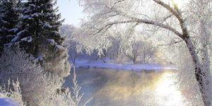 А зима будет большая. Песня Юрия Визбора. Поёт Варвара Визбор.