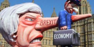 Макрон: выход Британии из ЕС должен состояться в октябре