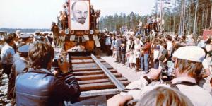 Сергей Писарев. БАМ – великое наследие социализма