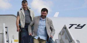Обмен заключенными с Украиной ставит вопрос о национальных интересах России