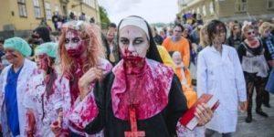 Жителям Флориды по ошибке разослали предупреждение о нападении зомби