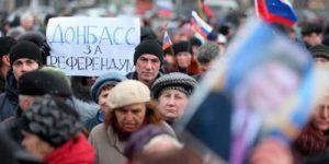 На Украине оценили предложение Путина о проведении референдума в Донбассе