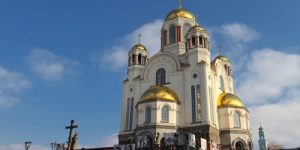 «Митрополит Кирилл обозначил очень важную веху в истории церковной живописи»: в Храме на Крови написаны сюжеты из жизни Царской семьи