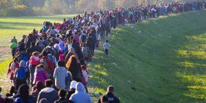 ЕК начала расследование против Польши, Венгрии, Чехии за отказ принять мигрантов