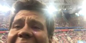 Мацуев сорвал голос, празднуя победу сборной России. ВИДЕО