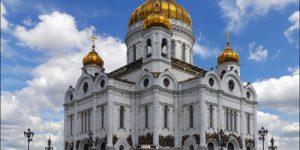 Два проекта, 66 лет работы, 48 лет величия: факты о первом храме Христа Спасителя