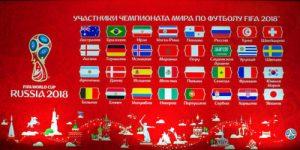 Чемпионат мира в цифрах и фактах