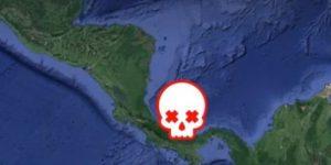 «Мертвое пятно» в Мексиканском заливе превзойдет по размерам Израиль