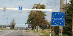 Власти Латвии поставят маячки слежения на всех граждан, выезжающих в Россию на время ЧМ по футболу