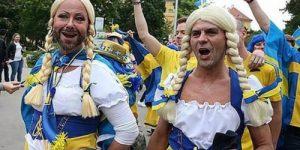 Украина идет в Европу через задний проход