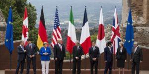 О чем говорят лидеры G7