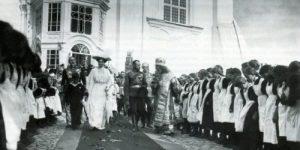 Народное образование при государе Николае II