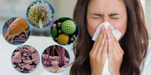 Основные способы борьбы с аллергией