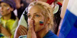 «Почему бы не помолиться о нашей многострадальной сборной?»