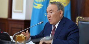 Назарбаев поручил уволить главу Казахтелекома за высокую зарплату.