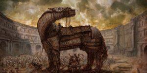 Троянский конь из Киева