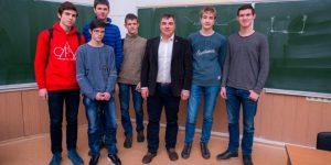 Российские школьники завоевали шесть золотых медалей на международной естественно-научной олимпиаде