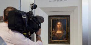 """Раскрыт секрет необычного шара на самой дорогой картине Да Винчи - """"Спаситель мира"""""""