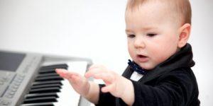 Ученые установили благоприятное влияние музыки на развитие детей