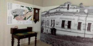 В музее на Ганиной Яме митрополит Кирилл открыл выставку «Пенза – Париж. Царский путь следователя Н.А.Соколова (1882–1924)»