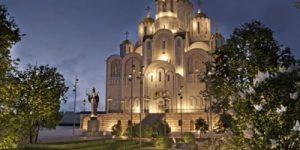 В Екатеринбурге окончательно утверждено место строительства храма Святой Екатерины