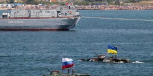 Киев признал победу России в Азовском море