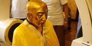 В голове 1000-летней мумии буддийского монаха обнаружен здоровый мозг