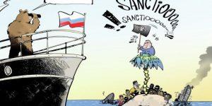 В Европе начали подозревать, что от санкций выиграла Россия