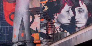 На доме в центре Мадрида появился портрет Анны Ахматовой