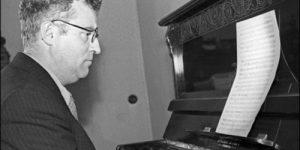 Открытие мемориальной доски Георгию Свиридову в Москве