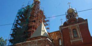 В Москве в 2019 году появится храм с электронными колоколами