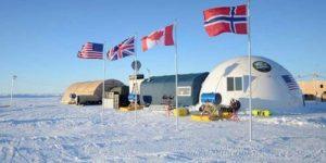 США хотели показать свои боевые возможности в Арктике. Они это сделали