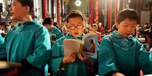 Китай открывает двери Ватикану