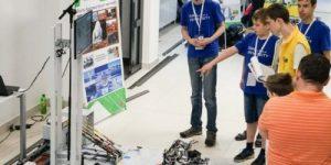 Питерские школьники победили на международном чемпионате по роботехнике
