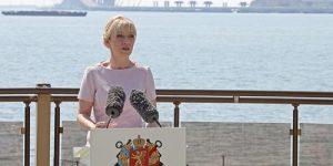 Захарова: Украинские СМИ сообщили, что Крымский мост — голограмма
