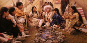 У истоков создания всех цивилизаций индейцев Америки стояли 250 сибиряков