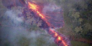 Гавайские острова, Огненное кольцо, Йеллоустоун. Динамика развития событий