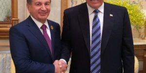 Новая потеря России: Узбекистан ушел в объятия США
