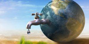 НАСА: в истощении запасов пресной воды виновен человек