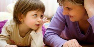 Чему дети учат родителей