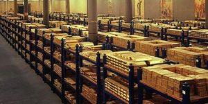 Банк России приобрел рекордное количество золота