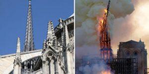 Notre-Dame de Paris, Charlie Hebdo, лицемерие и двойные стандарты