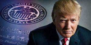 Глубинное государство подключило к войне с Трампом ФРС
