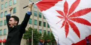 В день легализации марихуаны в Канаде за ней выстроились огромные очереди