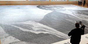 Мозаика с изображением Ломоносова попала в Книгу рекордов Гиннесса